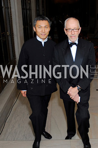 Christophe Mao, John Tamcock, Freer Sackler Gala, November 17, 2010, Kyle Samperton