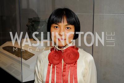 Daisy Wang, Freer Sackler Gala, November 17, 2010, Kyle Samperton