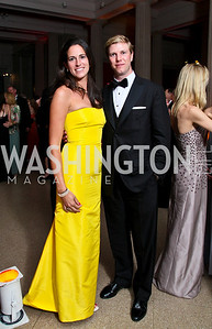 Zoe and Zander Ross. Photo by Tony Powell. 55th Annual Corcoran Ball. April 16, 2010