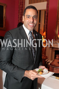 Photo by Alfredo Flores. Anthony Miller. An International Evening of Excellence In Honor of Global Kids in D.C. at the Residence of the French Ambassador. December 12, 2010