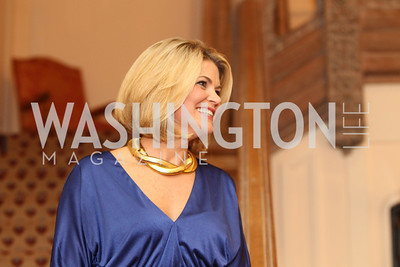 Photo by Alfredo Flores. Kimberly Suiters. An International Evening of Excellence In Honor of Global Kids in D.C. at the Residence of the French Ambassador. December 12, 2010