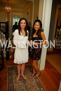 Kyle Samperton,May 27,2010, Heather Florance ,Jane Chen,Glover Book Party
