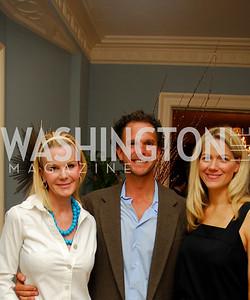 Kyle Samperton,May 27,2010,  Susanna Quinn,Andrew Weinstein,Jill Vieth, Glover Book Party