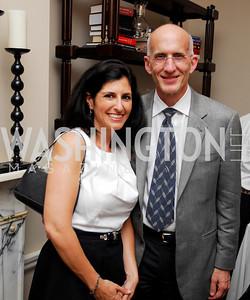 Kyle Samperton,May 27,2010,  Dorine Scher,Mike DiConti, Glover Book Party