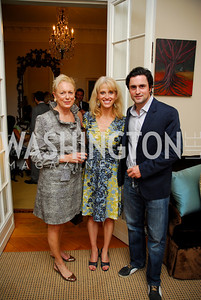 Kyle Samperton,May 27,2010,   Rebecca Tomlinson,Kelly Anne Conway,Lucas Tomlinson,Glover Book Party