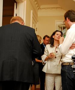 Kyle Samperton,May 27,2010,Sarah French ,Pepper Watkins, Glover Book Party