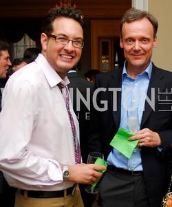 Kyle Samperton,May 27,2010,  Marc Adelman, Hugo Gordon, Glover Book Party
