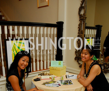 Kyle Samperton,May 27,2010,  Becky Lee,Jeanette Lee, Glover Book Party