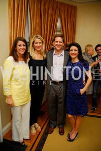 Kyle Samperton,May 27,2010,Kelly Lugar,Jill Vieth,Garland Bond,Jodi Bond,Glover Book Party