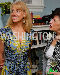 Kyle Samperton,May 27,2010,  Kelly Anne Conway,Pam Pryor Glover Book Party