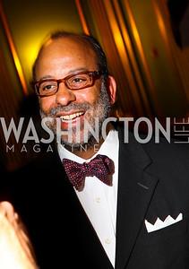 Photo by Tony Powell. Kevin Blackburn, Thanks A Million Gala. Mellon Auditorium. October 4, 2010