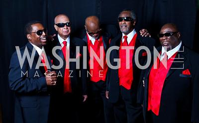 Photo by Tony Powell. The Blind Boys of Alabama. Thanks A Million Gala. Mellon Auditorium. October 4, 2010