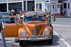 Antique VW at Hampton Beach