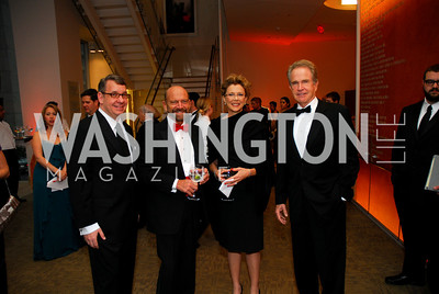 Kyle Samperton,October3,2010,Harmon Gala,Chris Jennings,Michael Klein,Annette Benning,Warren Beatty