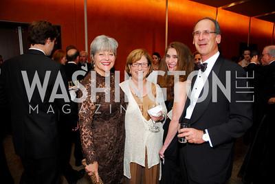 Kyle Samperton,October3,2010,Harmon Gala,Martha Ann Alito,Rosemary Steinbaum,Rosemary Alito.Robert Steinbaum
