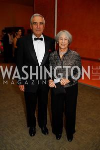 Kyle Samperton,October 3,2010,Harmon Gala,Ron Goldfarb,Joan Goldfarb
