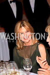 Pulitzer Prize-winning Washington Post columnist Kathleen Parker. Photo by Tony Powell. Heart's Delight Vintners Dinner. Mellon Auditorium. May 7, 2010