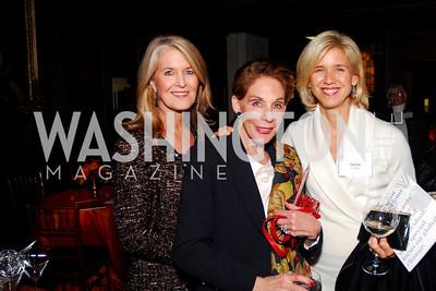 Nini Ferguson, Melinda Blinken, Sheila Walker, Heinz Awards, November 15, 2010, Kyle Samperton