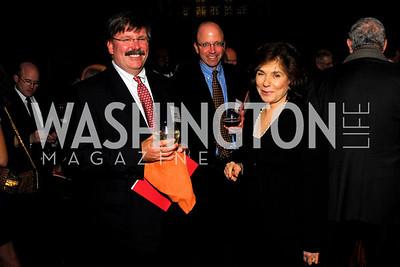 Davitt B. Woodwell, Bill Woodwell, Theresa Heinz, Heinz Awards, November 15, 2010, Kyle Samperton