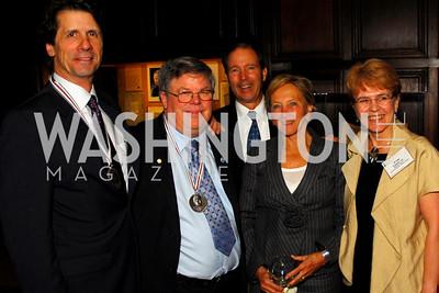 James Balog, Richard Feeley, Tom Udall, Jill Udall, Jane Luchenio, Heinz Awards, November 15, 2010, Kyle Samperton