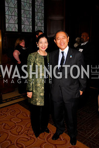 Yoriko Fujisaki, Ichiro Fujisaki, Heinz Awards, November 15, 2010, Kyle Samperton