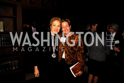 Lynn Goldman, Ruth Quinn, Heinz Awards, November 15, 2010, Kyle Samperton