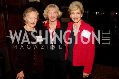 Suzanne Daily, Gretchen Daily, Wren Worth, Heinz Awards, November 15, 2010, Kyle Samperton