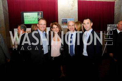 Kyle Samperton, 10.15.2010, Higher Achievement, John Couch, Angie Fox, Mitchell Schear, Colin Shah