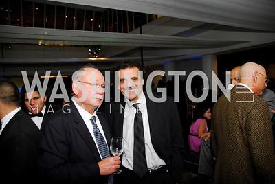 Kyle Samperton, 10.15.2010, Higher Achievement, Fernand Barruetta, Shalom Baranes