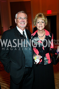 "Gordon and Janet Smith. Photo by Tony Powell. Hisaoka ""Make a Difference"" Gala. Mandarin Oriental. September 24, 2010"