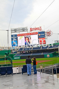 Photo by Tony Powell. Home Runs for Horton's Kids. Nationals Park. May 12, 2010