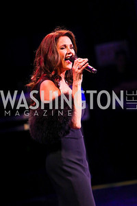 Photo by Tony Powell. Lynda Carter. October 16, 2010. Honoring the Promise Performance