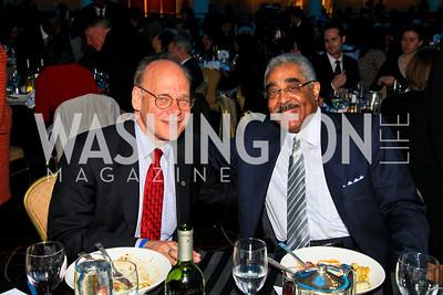 Congressman Steve Cohen, AARP CEO Barry Rand. Photo by Tony Powell. The Hubert H. Humphrey Civil and Human Rights Award Dinner. Washington Hilton. May 12, 2010