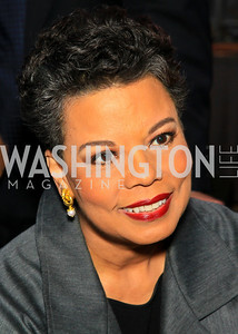 WJLA-TV anchor Maureen Bunyan. Photo by Tony Powell. The Hubert H. Humphrey Civil and Human Rights Award Dinner. Washington Hilton. May 12, 2010