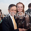 Cocktail Celebrate Huffington Post Hill Newspaper, Dennis Kucinich Congressman Ohio, Elizabeth Kucinich Turkish Policy Quarterly, June 24 2010, Photo by JB Yong,