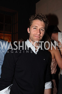 Matthew Morrison. IMPACT Film + Arts Fund WHCD First Amendment Party. April 30th, 2010. Photos by Samantha Strauss.
