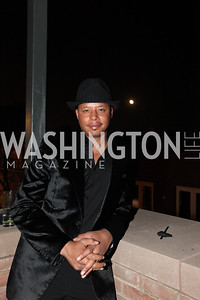 Terrence Howard. IMPACT Film + Arts Fund WHCD First Amendment Party. April 30th, 2010. Photos by Samantha Strauss.
