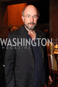 Richard Schiff. IMPACT Film + Arts Fund WHCD First Amendment Party. April 30th, 2010. Photos by Samantha Strauss.