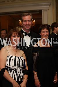 Delegate David and Gretchen Bulova, Sharon Bulova