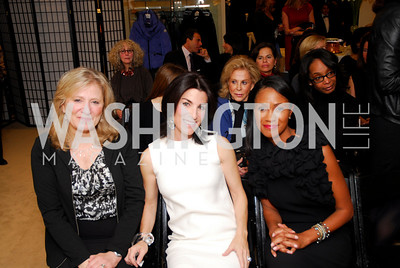 Debbie Shore,Tracy Bernstein,Vanessa Reed,December 5,2010,Issac Mizrahi at Saks Jandel