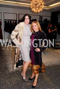 Amy Baer,Stacey Lubar,December 5,2010,Isaac Mizrahi at Saks Jandel,Kyle Samperton