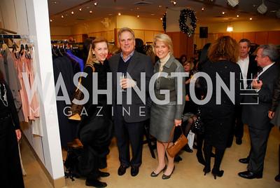 Nancy Taylor Bubes,Bob Cohen,Rose Cohen,December 5.2010,Isaac Mizrahi at Saks Jandel,Kyle Samperton