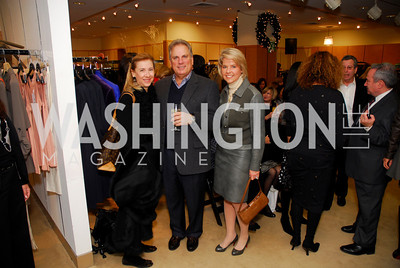 Nancy Taylor Bubes,Bob Cohen,Rose Cohen,December 5.2010,Isaac Mizrahi at Saks Jandel,Kyle Samperton