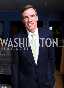 Senator Mark Warner. Cocktail Reception at the home of Jack Davies to celebrate THEARC. December 1, 2009. photos by Tony Powell