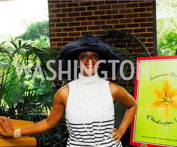 Kyle Samperton, Jamaican Women of Washington, June 13, 2010, Jacqui Watson