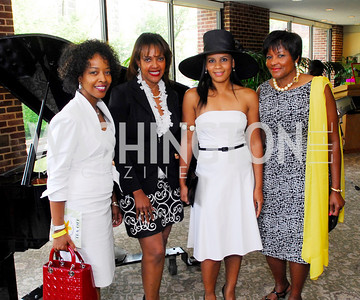 Kyle Samperton, Jamaican Women of Washington, June 13, 2010, Gina Adams, Kim Watson, Michelle Fenty, Beverly Perry