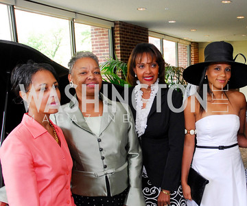 Kyle Samperton, Jamaican Women of Washington, June 13, 2010, Donna Cooper, Sue Marshall, Kim Watson, Michelle Fenty