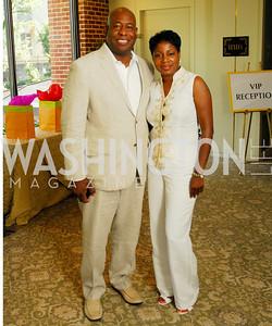 Kyle Samperton, Jamaican Women of Washington, June 13, 2010, Orville Smith, Laura Clark
