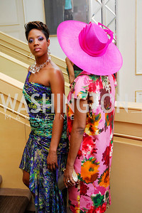Kyle Samperton, Jamaican Women of Washington, June 13, 2010, Tashya Tommings