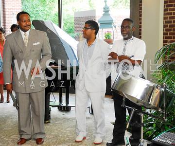 Kyle Samperton, Jamaican Women of Washington, June 13, 2010, Leon Harris, Steven Price